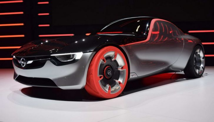 Opel GT Concept: a Ginevra la sportiva del futuro - Foto 14 di 20