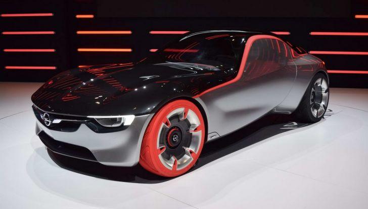 Opel GT Concept: a Ginevra la sportiva del futuro - Foto 1 di 20