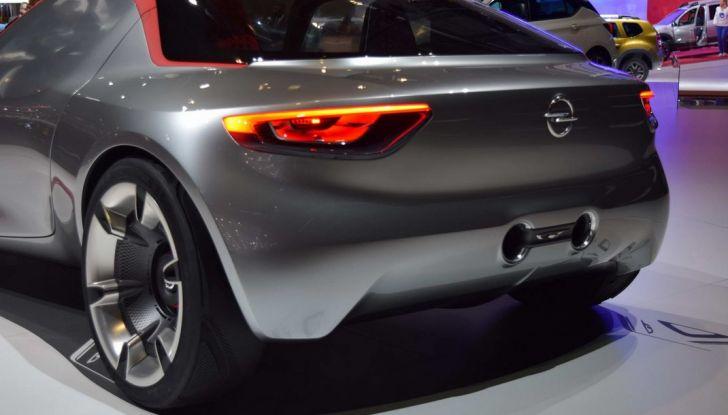 Opel GT Concept: a Ginevra la sportiva del futuro - Foto 15 di 20