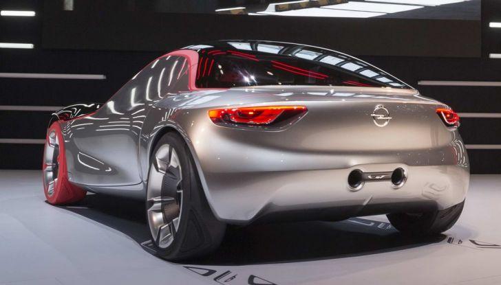 Opel GT Concept: a Ginevra la sportiva del futuro - Foto 13 di 20