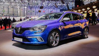 Nuova Renault Megane Sporter GT svelata in anteprima