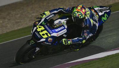 MotoGp, Qatar: Lorenzo vince davanti a Dovizioso, Marquez e Rossi