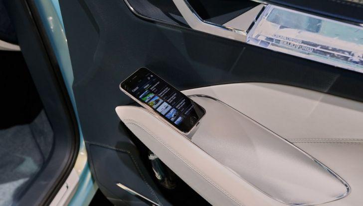 Skoda Vision S: ecco il concept del nuovo SUV - Foto 15 di 15