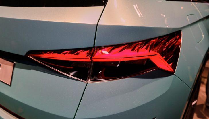 Skoda Vision S: ecco il concept del nuovo SUV - Foto 10 di 15