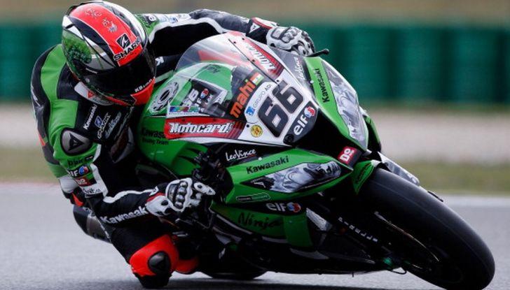 Superbike GP Thailandia: anche in Gara 2 domina una Kawasaki ma è quella di Tom Sykes - Foto 6 di 11