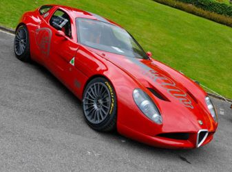 Alfa Romeo - TZ4