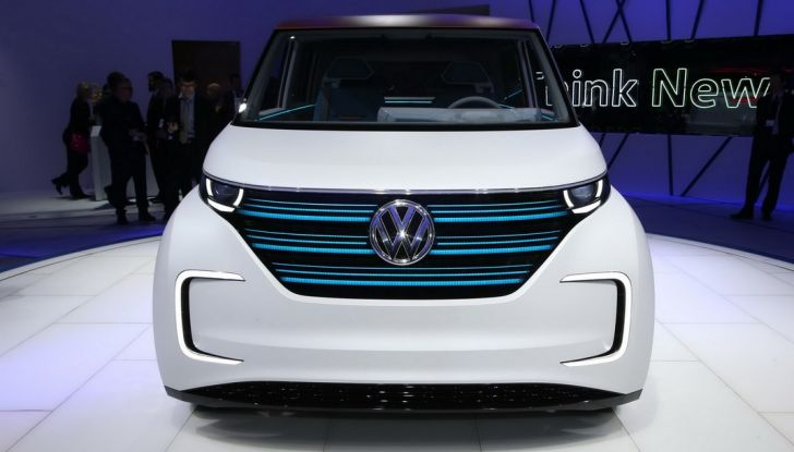 A volte ritornano: BUDD-e, il van di Volkswagen per l'hippie 2.0 - Foto 2 di 14