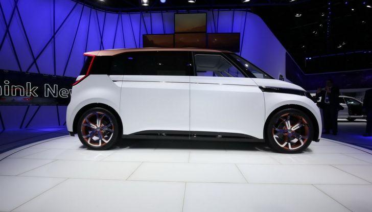 A volte ritornano: BUDD-e, il van di Volkswagen per l'hippie 2.0 - Foto 13 di 14