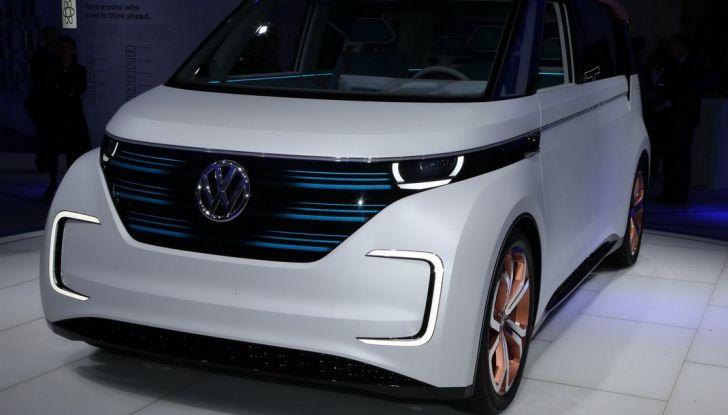 A volte ritornano: BUDD-e, il van di Volkswagen per l'hippie 2.0 - Foto 14 di 14