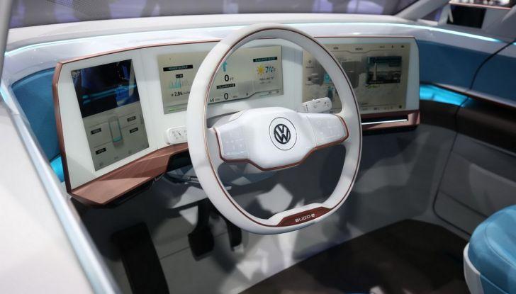 A volte ritornano: BUDD-e, il van di Volkswagen per l'hippie 2.0 - Foto 7 di 14