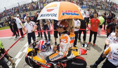 Orari MotoGP 2016 Austin, Texas: Marquez ricomincia da tre in diretta Sky e differita TV8