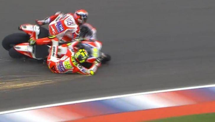 MotoGP: Marquez vince in Argentina, Rossi è secondo - Foto 2 di 15