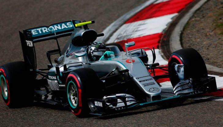 Orari F1 2016, GP della Cina: La diretta su Rai e Sky Sport - Foto 3 di 18