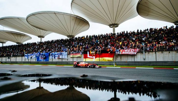 Orari F1 2016, GP della Cina: La diretta su Rai e Sky Sport - Foto 14 di 18