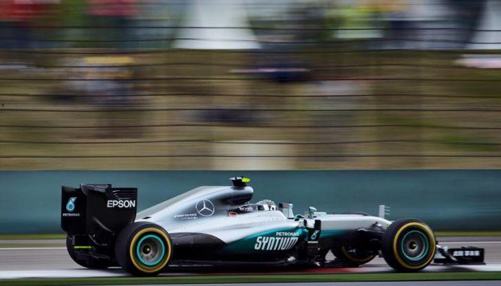 F1 2016, GP del Messico: trionfa Hamilton, terzo Vettel - Foto 21 di 41