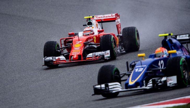 Orari F1 2016, GP della Cina: La diretta su Rai e Sky Sport - Foto 15 di 18