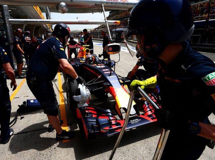 F1 2016, GP del Brasile: Hamilton trionfa nel diluvio, Vettel quinto - Foto 23 di 41