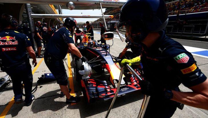F1 2016, GP del Messico: trionfa Hamilton, terzo Vettel - Foto 23 di 41
