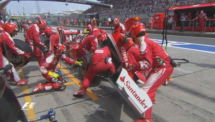F1 2016, GP del Brasile: Hamilton trionfa nel diluvio, Vettel quinto - Foto 27 di 41