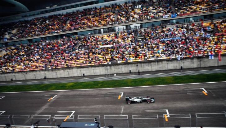 F1 2016, GP del Messico: trionfa Hamilton, terzo Vettel - Foto 30 di 41