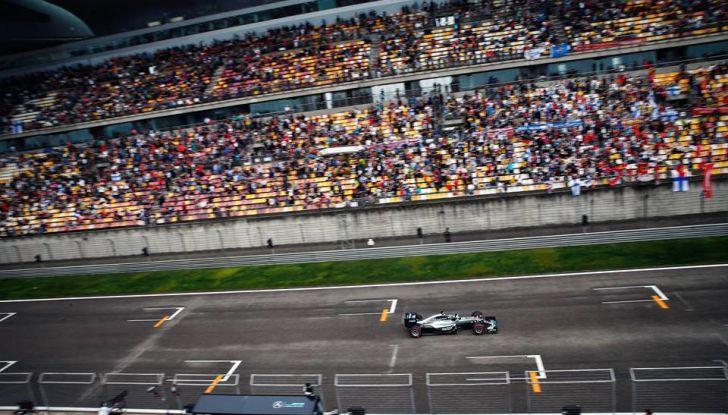 F1 2016, GP del Brasile: Hamilton trionfa nel diluvio, Vettel quinto - Foto 30 di 41