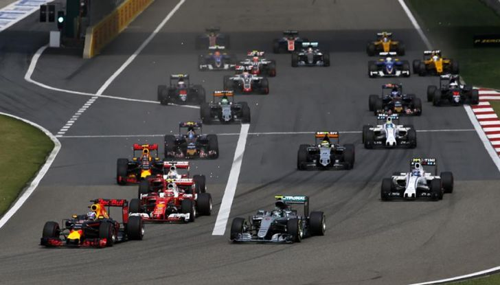 F1 2016, GP del Messico: trionfa Hamilton, terzo Vettel - Foto 31 di 41