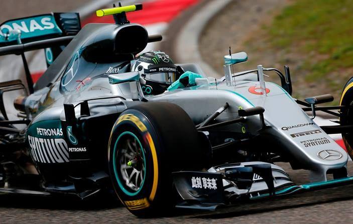 F1 2016, GP del Brasile: Hamilton trionfa nel diluvio, Vettel quinto - Foto 33 di 41