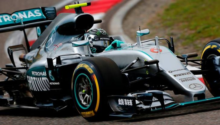 F1 2016, GP del Messico: trionfa Hamilton, terzo Vettel - Foto 33 di 41