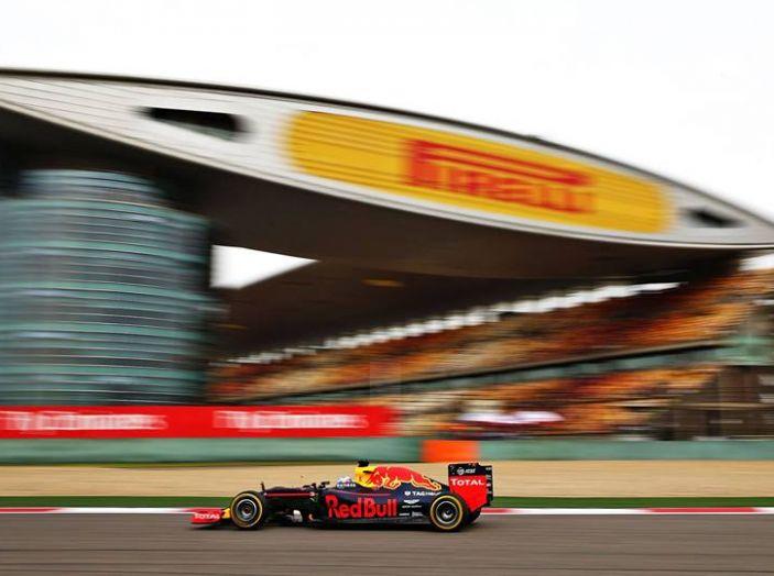 F1 2016, GP del Brasile: Hamilton trionfa nel diluvio, Vettel quinto - Foto 34 di 41