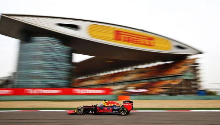 F1 2016, GP del Messico: trionfa Hamilton, terzo Vettel - Foto 34 di 41