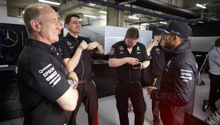 F1 2016, GP del Brasile: Hamilton trionfa nel diluvio, Vettel quinto - Foto 36 di 41