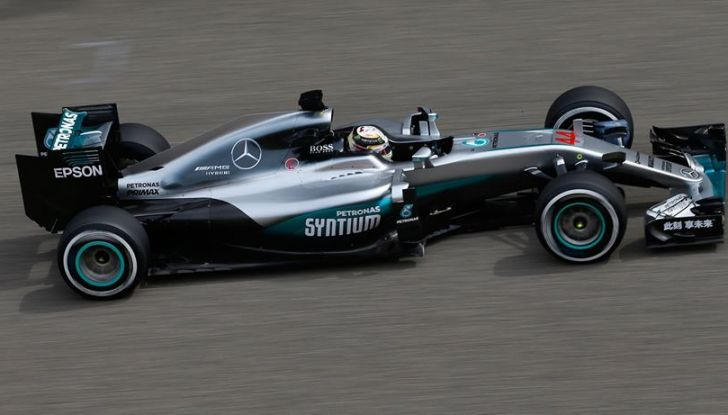 F1 2016, GP del Messico: trionfa Hamilton, terzo Vettel - Foto 37 di 41
