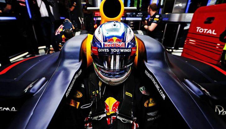 F1 2016, GP del Brasile: Hamilton trionfa nel diluvio, Vettel quinto - Foto 38 di 41