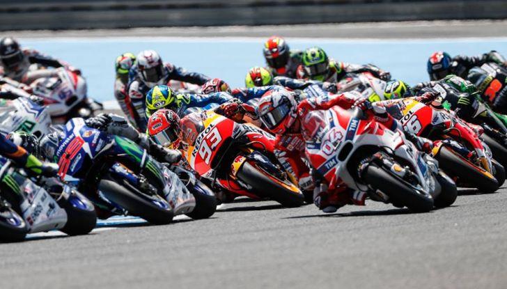 MotoGP Jerez: Rossi, che vittoria - Foto 6 di 12