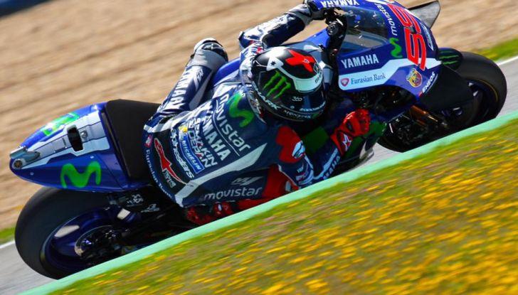 MotoGP Jerez: Rossi, che vittoria - Foto 7 di 12