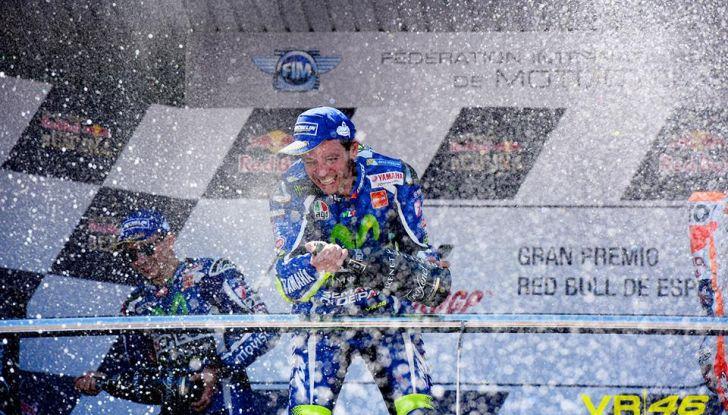 MotoGP Jerez: Rossi, che vittoria - Foto 9 di 12