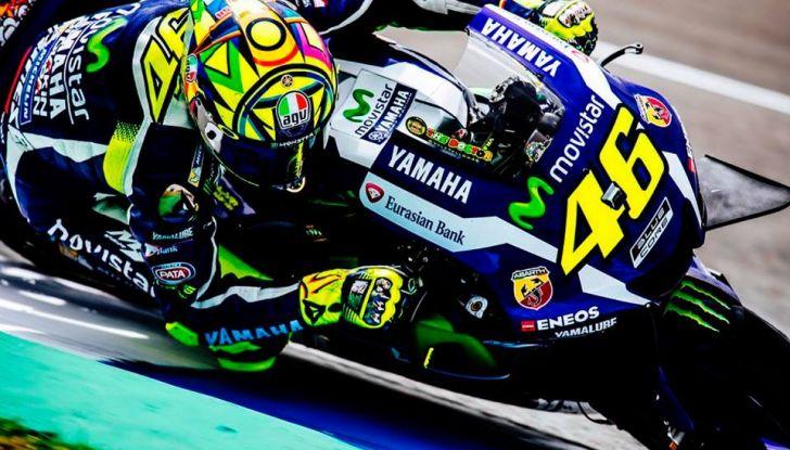 MotoGP Jerez: Rossi, che vittoria - Foto 11 di 12