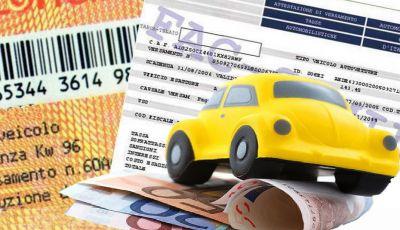 ITU: Arriva la tassa sulla seconda auto al posto dell'IMU