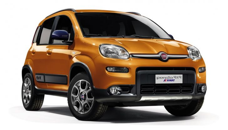 Fiat Panda 4x4 KWAY