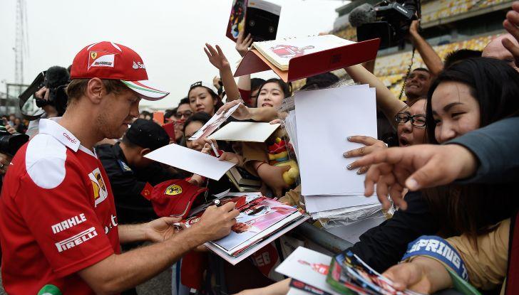 F1 2016, GP del Messico: trionfa Hamilton, terzo Vettel - Foto 1 di 41