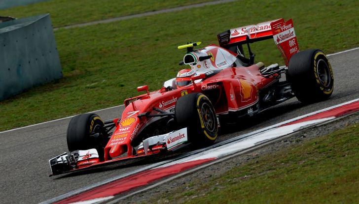 F1 2016, GP del Brasile: Hamilton trionfa nel diluvio, Vettel quinto - Foto 2 di 41
