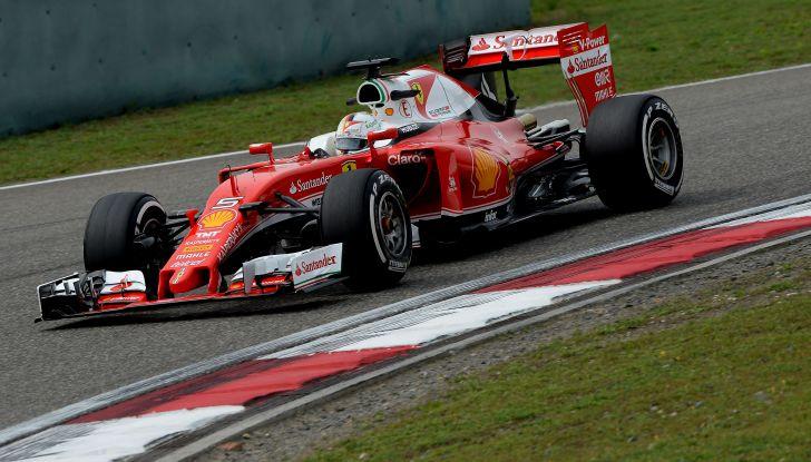 F1 2016, GP del Brasile: Hamilton trionfa nel diluvio, Vettel quinto - Foto 3 di 41