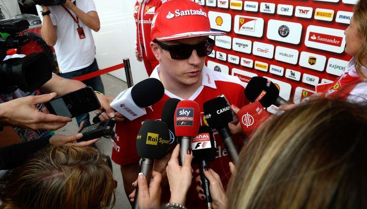 F1 2016, GP del Brasile: Hamilton trionfa nel diluvio, Vettel quinto - Foto 4 di 41