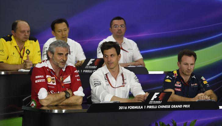 F1 2016, GP del Messico: trionfa Hamilton, terzo Vettel - Foto 5 di 41