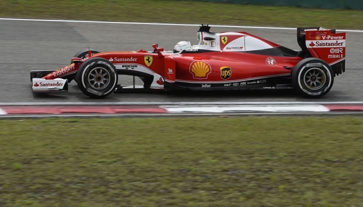F1 2016, GP del Brasile: Hamilton trionfa nel diluvio, Vettel quinto - Foto 6 di 41