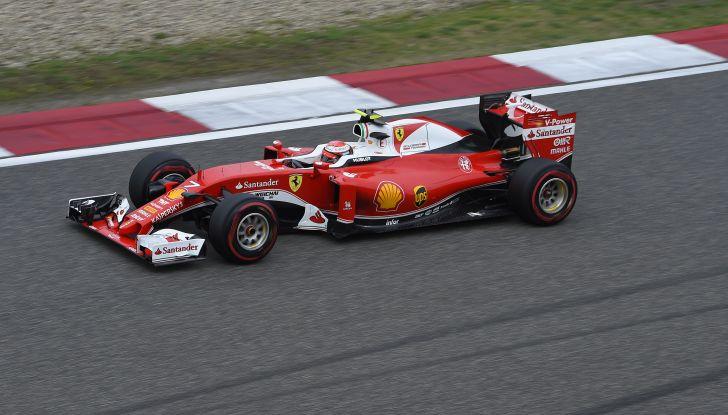 F1 2016, GP del Messico: trionfa Hamilton, terzo Vettel - Foto 7 di 41