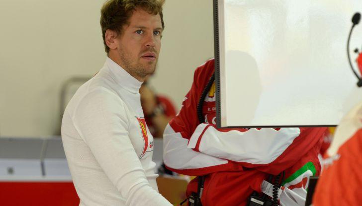 F1 2016, GP del Brasile: Hamilton trionfa nel diluvio, Vettel quinto - Foto 8 di 41