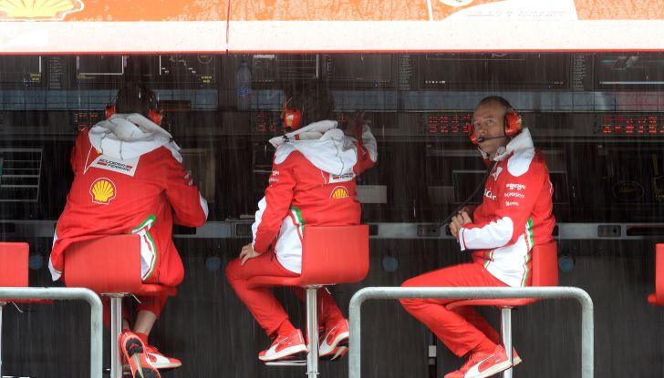 F1 2016, GP del Brasile: Hamilton trionfa nel diluvio, Vettel quinto - Foto 9 di 41