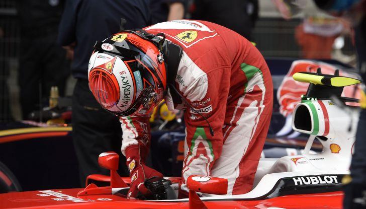F1 2016, GP del Brasile: Hamilton trionfa nel diluvio, Vettel quinto - Foto 11 di 41
