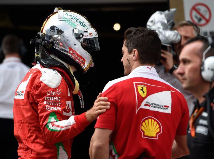 F1 2016, GP del Brasile: Hamilton trionfa nel diluvio, Vettel quinto - Foto 12 di 41